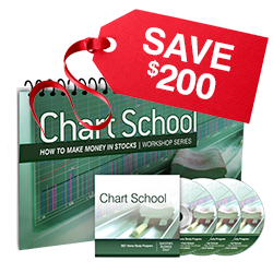 Save $200 on Chart School Home Study Program